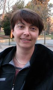 """Eliane Tourtet, à Gap : """" évitons d'être à la traîne des autres régions, travaillons plutôt avec elles"""" (photo MN)"""