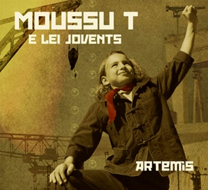 Le dernier CD de Moussu T est sorti en avril dernier (photo XDR)