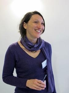 """Valérie Garbal, vingt ans d'industrie : """"il faut savoir arriver humble et désamorcer les conflits naissants"""" (photo MN)"""