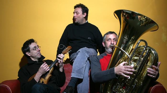 Patrick Vaillant, Manu Theron et Daniel Lavergne (photo CNNP DR)