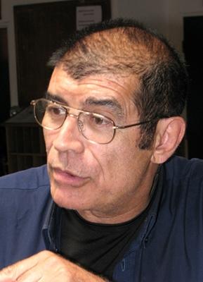 Roland Pecout en 2008 (photo MN)