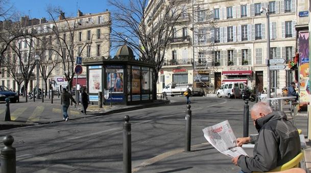 L'Ostau dau País Marselhès change d'adresse mais reste à La Plaine (photo MN)