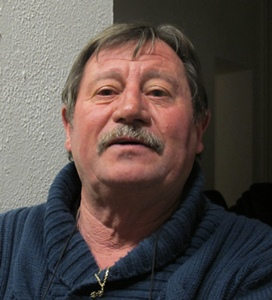 Tonin Olles est un des piliers historiques de l'Armanac (photo MN)