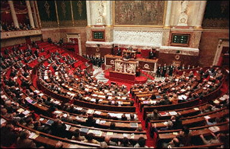 510 votes exprimés sur 529 députés, et 361 votes favorables à la Charte (photo XDR)