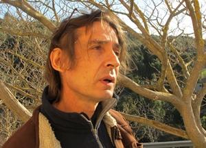Jean-Claude Puech en quête d'identité, la sienne, celle des autres (photo MN)