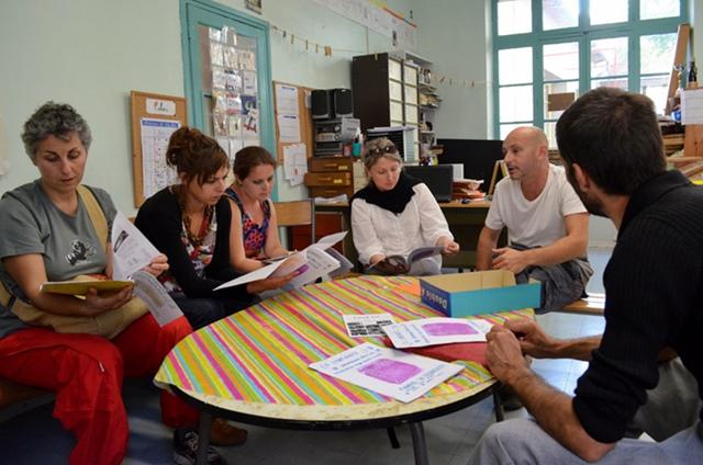 Les élèves enseignants passeront une semaine par mois au centre de Béziers, hébergés gratuitement. Le reste du temps en école avec leur tuteur, au plus près de chez eux (photo APRENE DR)