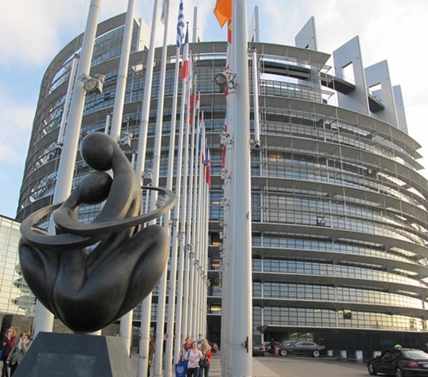 """A défaut d'un """"plus d'Europe"""" que combattent les eurosceptiques, y aura t'il un """"mieux d'Europe"""" entre 2014 et 2019? (photo MN)"""