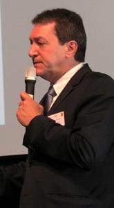 Un compteur pilotable à distance, pour qu'ERDF gère le réseau, et pour que les consommateurs agissent sur leur manière de consommer selon Jean-Michel Sacazzes, le directeur départemental 13 d'ERDF (photo MN)