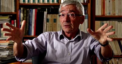"""L'historien Jean-Marie Guillon : """"Le rôle du débarquement en Provence a été minoré, tout comme le rôle de la Résistance pour sa réussite"""" (photo Espigoule DR)"""