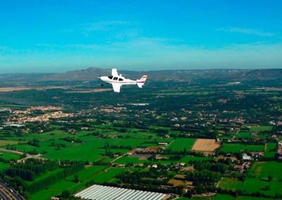 Moins paisible à l'oreille que le nuage auquel ce Cirrus emprunte son nom (photo JM Lazare/Armée de l'Air DR)