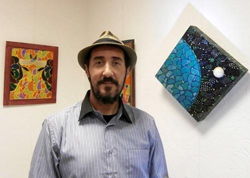 Art...chaud, soit Cartchòfla, Alez expose à Nimes jusqu'à fin octobre (photo AC DR)