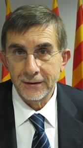 Jean-Louis Joseph, le président du PNR du Luberon (photo MN)