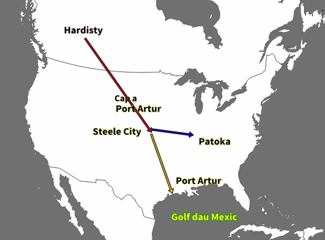 Le 24 février dernier le président Obama a mis son veto au texte voté par le Congrès des USA, celui-ci devant mettre fin au moratoire sur la construction de l'oléoduc Keystone XL, entre le Canada et le Golfe du Mexique aux USA, et une branche secondaire.