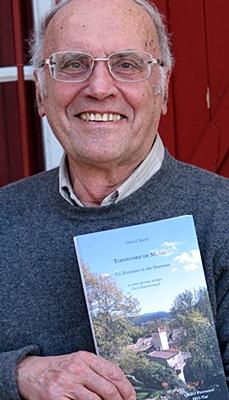 Gérard Tautil et ses correspondants se sont attachés aux microtoponymes, à force d'enquêtes de terrain, pour restituer une réalité fine au territoire de Signes (photo MN)