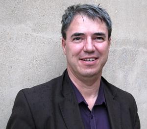 Hervé Guerrera : une méthode basée sur la co-construction et l'affirmation de la culture provençale (photo MN)