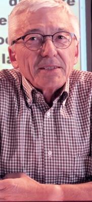 """Jean-Marie Guillon : """"plus personne ne lit l'écrivain Barrès, il s'agit bien actuellement d'une référence idéologique"""" (photo MN)"""
