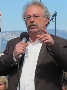 """Marc Vuillemot. """"L'idéal serait que les communes varoises s'entendent et soient soutenues par l'Etat."""" (photo MN)"""