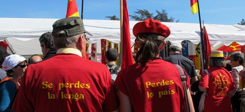 Une loi cadre pour protéger la langue occitane...et aborder quelques questions de société essentielles (photo MN)