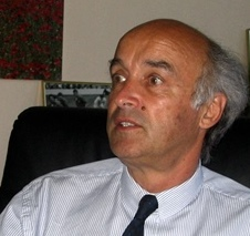Jean-Paul de Gaudemar, en 2006, au Rectorat d'Aix-Marseille (photo MN)