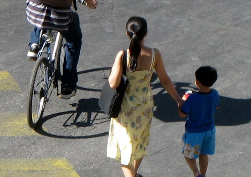 Un mineur sur cinq en Provence vit dans une famille monoparentale, une proportion équivalente aux autres régions méditerranéennes françaises, qui sont les plus concernées (photo MN)