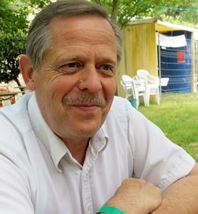 Bernard Clap préside le Réseau des Pärcs Naturels Régionaux de Provence (photo MN)