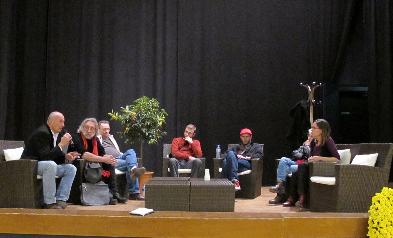 Avec des moyens conséquents, musique et langue régionale deviennent vecteurs de créativité, et là dessus le consensus école-artistes est établi (photo MN)