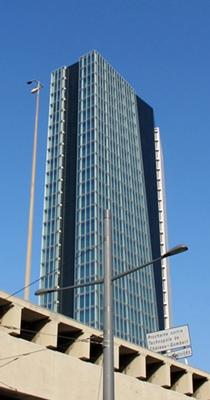 La torre CMA-CGM de Marselha (photo MN)