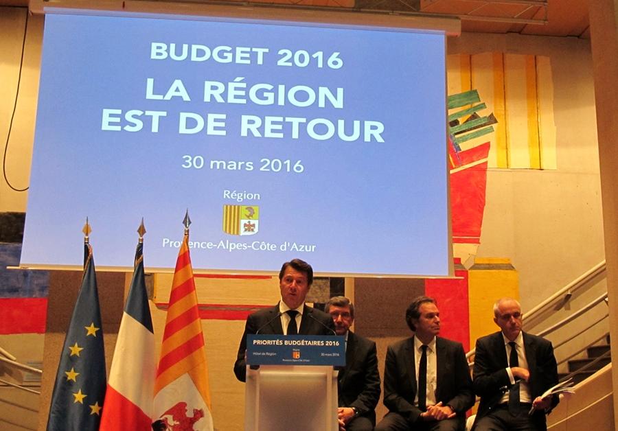 Priorités affichées à l'économie et l'enteprise, avec un budget Culture toutefois en augmentation. (photo MN)
