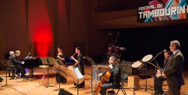 Archemia, quand le galoubet-tambourin s'insère dans un ensemble de musique de chambre (photo Philippe Nou/Li Venturié DR)