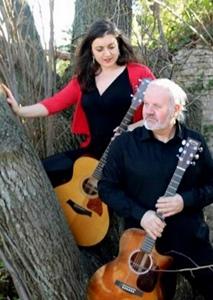 Le Duo Caleu : Céline Klisinski et Hervé Robert (photo XDR)