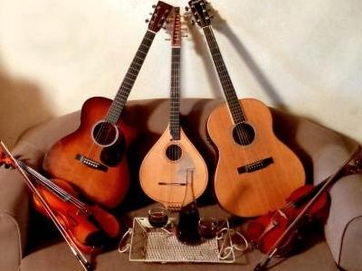 Guitare, violon, alto et cetera, une panoplie de cordes pour un répertoire de l'intime (photo XDR)