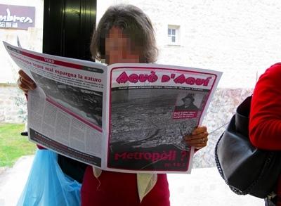 Vous abonner dès aujourd'hui nous permettra d'agir au long terme pour faire passer la langue d'oc en Provence, d'une génération à l'autre