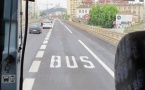 Ais-Marselha ganha un solet km de vias « transpòrts collectius »