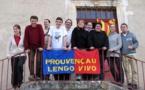 Les collégiens du Vaucluse sauvent les comptines en provençal