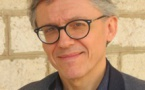 Jean-Luc Gagliolo, dit Gag, troisième d'une lignée niçoise d'hommes de théâtre en langue d'oc à Nice (photo MN)