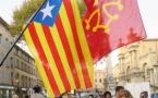 Premiers soutiens provençaux aux Catalans