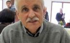"""Jean-Bernard Plantevin : """"Moustaki aurait appaisé notre époque pétrie de haines"""" (Photo MN)"""