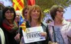En soutien de la démocratie catalane à Marseille le 1er décembre