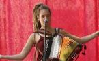 Alidé Sans et Paulin Courtial en musique et paroles