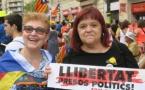 A la Diada de Barcelona : « de paraulas ne'n volèm plus, d'actes òc ! »