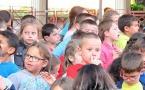 Scènes scolaires en òc dans les Alpes-de-Haute-Provence