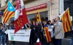 Leis solidaritats provençalas amé la democracia catalana s'afortisson