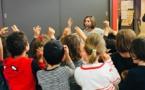 L'IEO Aupenc lança un programa d'animaciens escolaras