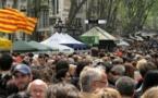 Un million et demi de Catalans dans les rues de Barcelone pour l'indépendance