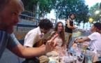 Lei bars e restaurants duerban après una setmana d'enebicien