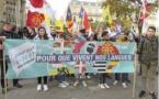 """""""La France vers une protection des langues régionales"""" selon l'agence de presse japonaise Kyodo"""