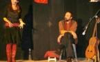 Contes et Rencontres en Droma : lo public festèja Malika Verlaguet