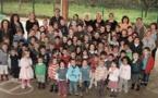 A Orange la Calandreta a formé des centaines d'occitanophones heureux