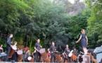 A Correns les compositeurs remodèlent la tradition