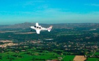 D'avions militaris destorban la « zòna de silenci » dau Liberon